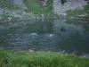 Koupel v jezeře