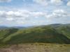 Severní výhled ze Stihu