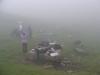 Mlha na tábořišti