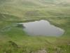 Jezero Dohjaska z vrcholu